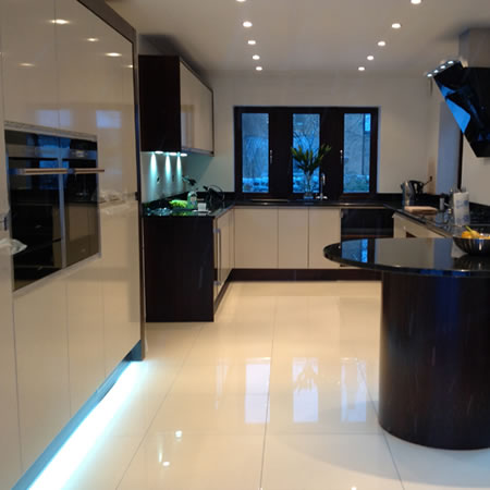 Granite In The Home